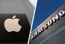 Photo of Apple заплатила 950 миллионов долларов Samsung