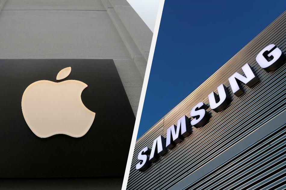 Apple заплатила 950 миллионов долларов Samsung