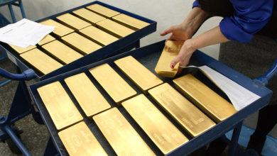 Photo of Российский экспорт золота превысил экспорт природного газа