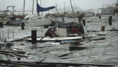 Photo of Ураган Ханна сеет хаос в Техасе