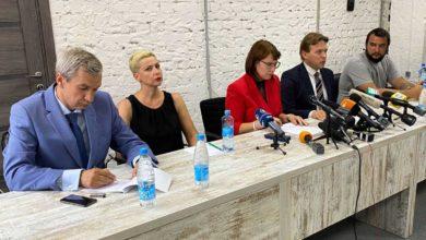 Photo of В Беларуси возбудили дело о захвате власти по факту создания оппозиционного совета