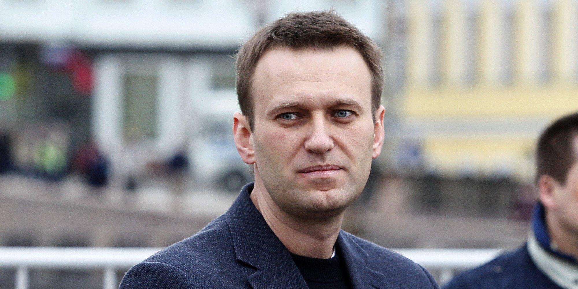 Алексей Навальный госпитализирован с отравлением. Политик в Реанимации