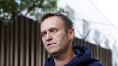 Photo of «Cладкий» чай из «Новичка» для Алексея Навального