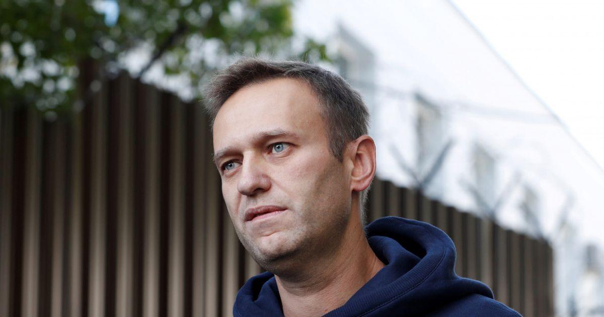 «Cладкий» чай из «Новичка» для Алексея Навального