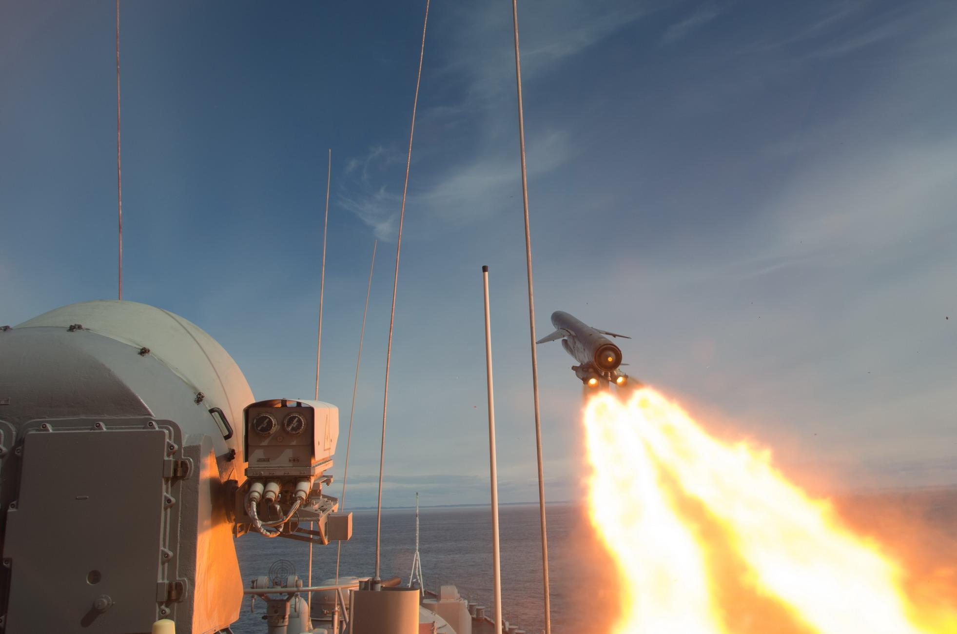 Россия провела испытание гиперзвуковой ракеты Циркон
