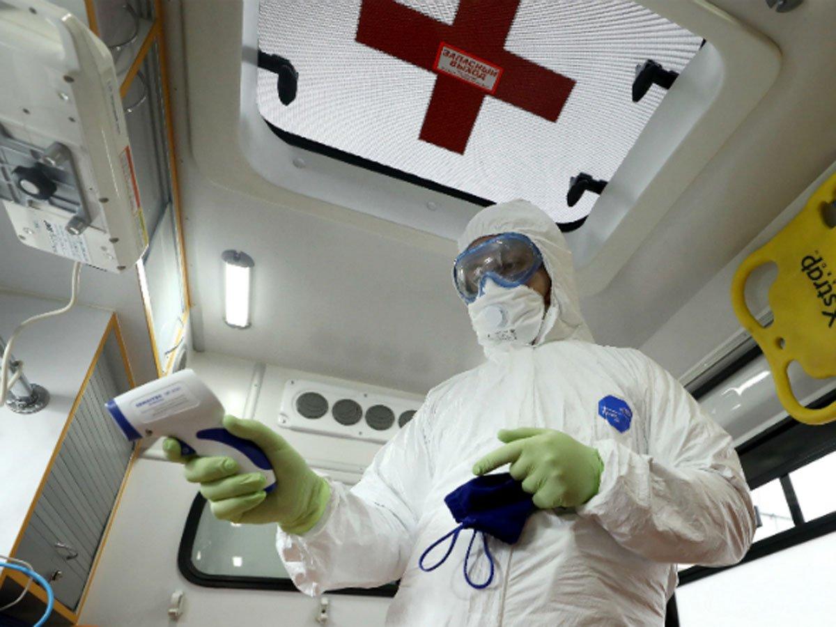 В России почти 21 тысяча новых случаев коронавируса за сутки
