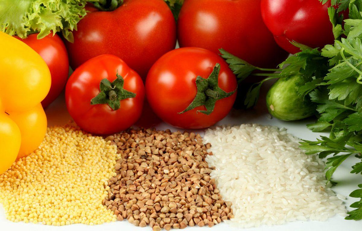 В России замедлились темпы роста цен на овощи и крупы