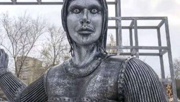 Башспирт хочет купить скандально известный памятник Аленке