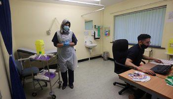 Еще один новый штамм коронавируса нашли в Великобритании