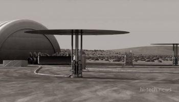 НАСА построит на Луне атомную электростанцию