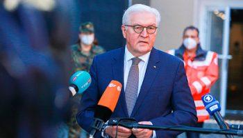 Президент Германии увидел «свет в конце тоннеля» в ситуации с COVID-19