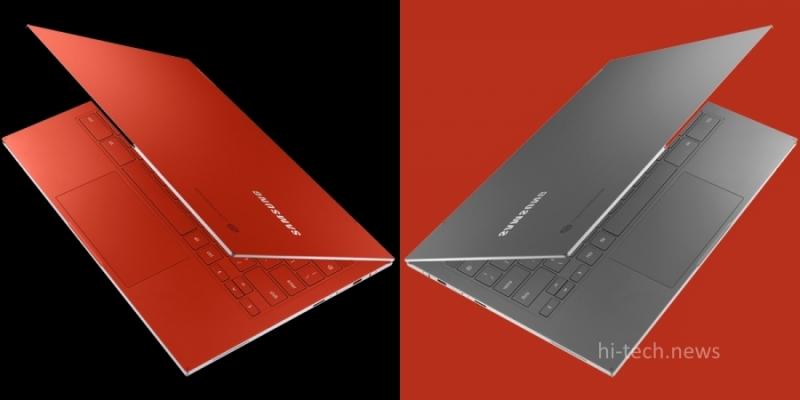 Samsung Galaxy Chromebook 2 – появился рендер ноутбука