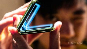 Стало известно кто захватил рынок складных смартфонов