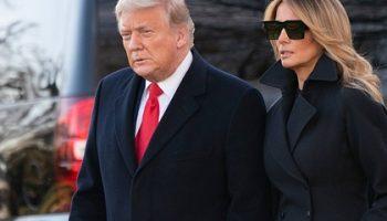 Трамп назвал Байдена «фейковым президентом»