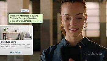 WhatsApp позволит покупать товары прямо в приложении (видео)