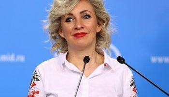 Захарова рассказала о причинах русофобии в США