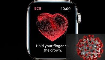 Apple Watch может помочь обнаружить COVID-19 до тестов и проявления симптомов