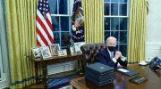 Байден рассказал о «великодушном» письме Трампа