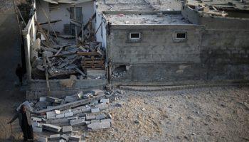 Двое детей погибли в результате израильского авиаудара по Сирии