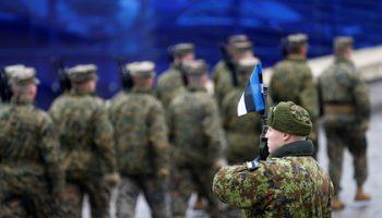 Эстонский генерал призвал готовиться к войне с Россией