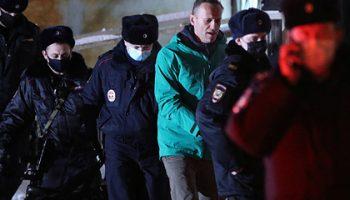 Европарламент призвал заблокировать «Северный поток-2» из-за Навального