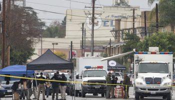 ФБР начало расследование взрыва бомбы в баптистской церкви