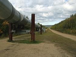 «Газпром» снизил транзит газа через Украину