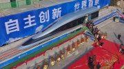 Китайский суперпоезд – его скорость 620 км/ч