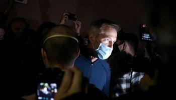 Мэр Портленда распылил перцовый баллончик в лицо поспорившего с ним мужчины