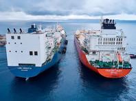 Первый танкер с СПГ из США пришел на новый терминал в Хорватии