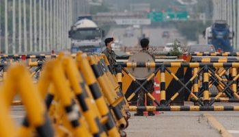 Северокорейский дипломат сбежал в Южную Корею