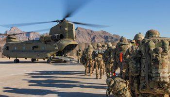 США сократили число военнослужащих в Афганистане и Ираке