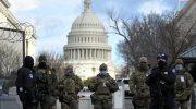 Тысячи бойцов Нацгвардии оставят в Вашингтоне из-за опасности беспорядков