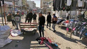 В центре Багдада произошел двойной теракт