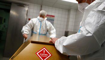 В Германии умер повторно заразившийся коронавирусом пациент