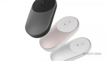 Xiaomi Mi Portable Mouse 2 уже в продаже