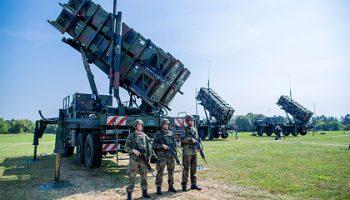 Американский генерал пожаловался на нехватку ЗРК Patriot