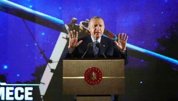 Эрдоган пообещал туркам экспедицию на Луну