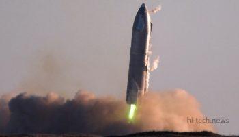 Еще один Starship разбился. В SpaceX снова неудачное испытание ракеты