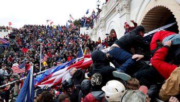 Мать восьмерых детей заподозрили в штурме Капитолия