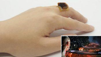 Новый ручной гаджет заряжается благодаря температуре нашего тела (видео)