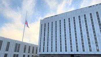Посольство России в США почтило память 500 тысяч умерших от COVID-19 американцев