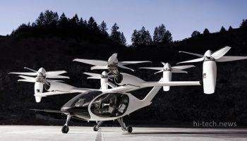 Стартап Flying taxi Joby Aviation станет публичной компанией, проведя сделку SPAC стоимостью $6,6 млрд
