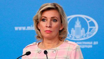 Захарова заявила о подготовке Западом несанкционированных акций в России