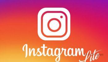 Instagram Lite в новой версии. Занимает всего 2 МБ