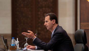 Башар Асад подал заявку на президентские выборы