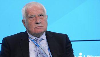 Бывший президент Чехии отказался верить в причастность России ко взрывам