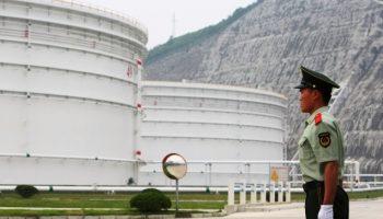 КНР резко сократит свой масштабный импорт сырой нефти
