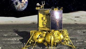 Россия возвращается на Луну