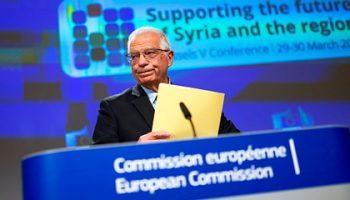 В Евросоюзе обсудят «военную активность России вокруг Украины»